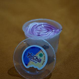 Foto 2 - Makanan(Blueberry  Yoghurt Cake in Jar) di Yoichiz Food oleh Fadhlur Rohman