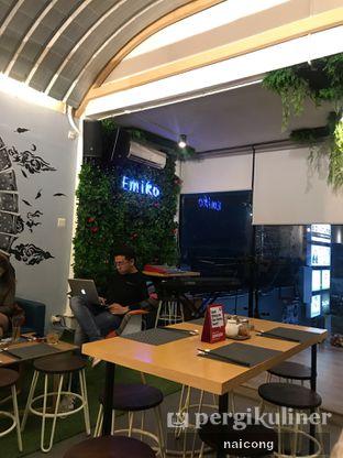 Foto 2 - Interior di Emiko Japanese Soulfood oleh Icong