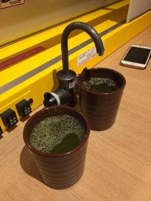 Foto 2 - Makanan(Hot Tea) di Genki Sushi oleh Elvira Sutanto
