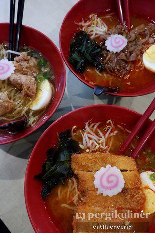 Foto 1 - Makanan di Kazoku Ramen & Soba oleh Illya Adista