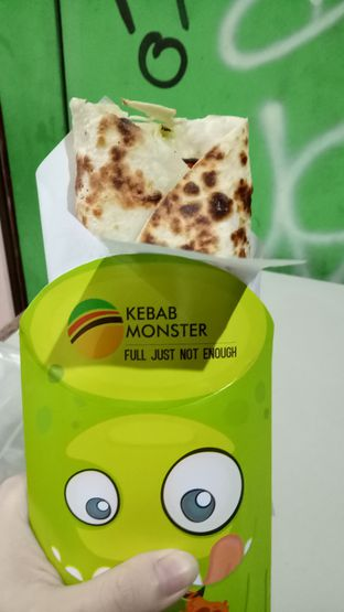 Foto 2 - Makanan di Kebab Monster oleh maysfood journal.blogspot.com Maygreen