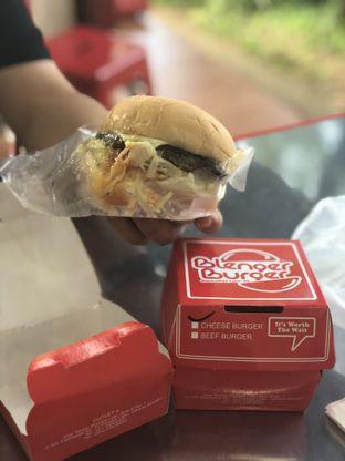 Foto - Makanan di Blenger Burger oleh @Perutmelars Andri