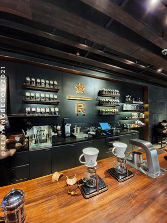 Foto Interior di Starbucks Reserve