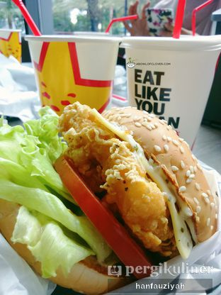 Foto review Carl's Jr. oleh Han Fauziyah 10