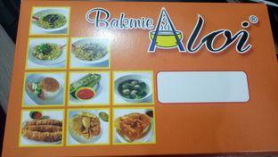 Foto 3 - Makanan di Bakmie Aloi oleh maysfood journal.blogspot.com Maygreen