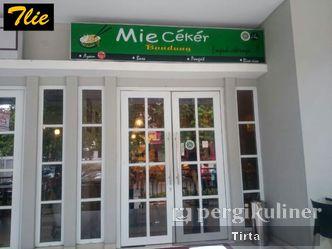Foto Eksterior di Mie Ceker Bandung