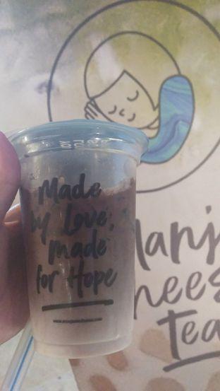 Foto review Manja Cheese Tea oleh Review Dika & Opik (@go2dika) 10