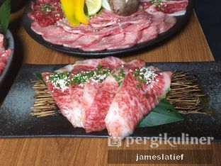 Foto review WAKI Japanese BBQ Dining oleh James Latief 5