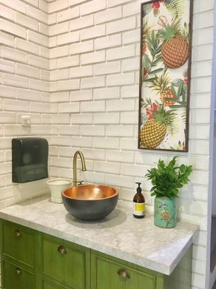 Foto review The Pink Door Tea Room oleh Prido ZH 16