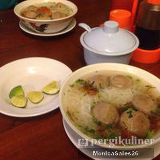 Foto 2 - Makanan di Bakso Garden oleh Monica Sales