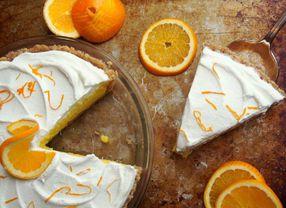 5 Dessert Populer yang Terbuat dari Olahan Jeruk