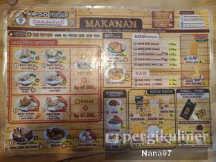 Foto 4 - Makanan(Menu makanan) di Bakso Rusuk Samanhudi oleh ig: @foodlover_gallery