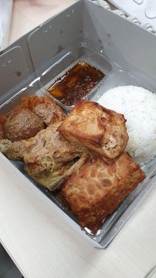 Foto review Rm Gudeg Jogja Bu Hani oleh Naomi Suryabudhi 1