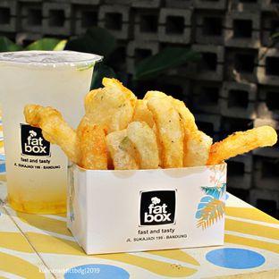 Foto 2 - Makanan di Fat Box oleh Kuliner Addict Bandung