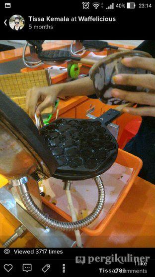 Foto 1 - Makanan di Waffelicious oleh Tissa Kemala