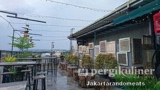 Foto review Tre Monti Sky Lounge - Agria Hotel oleh Jakartarandomeats 7