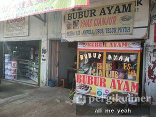 Foto review Bubur Ayam Spesial Khas Cianjur oleh Gregorius Bayu Aji Wibisono 2