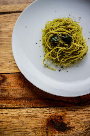 Foto 8 - Makanan(Spaghetti Green Lantern) di Matar Jambococo oleh Hilman Wirahman