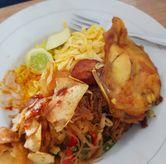 Foto Nasi kuning special di RM Tungku Semarang