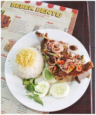 Foto - Makanan di Bebek Bentu oleh Anca  Syah