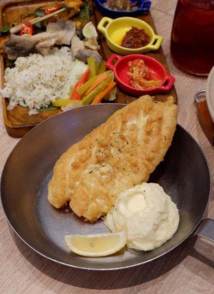 Foto 13 - Makanan di Fish & Co. oleh yudistira ishak abrar