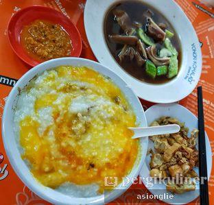 Foto 4 - Makanan di Bubur Ayam Tangki 18 Aguan oleh Asiong Lie @makanajadah
