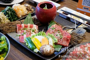 Foto review WAKI Japanese BBQ Dining oleh Muhammad Fadhlan (@jktfoodseeker) 10