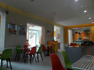 Foto 3 - Interior di Captain Hood oleh Nisanis