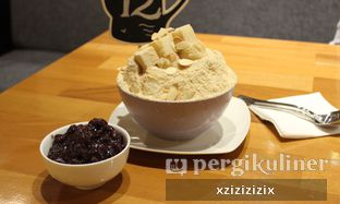 Foto 1 - Makanan(Patbingsoo Red Bean 48.000 idr) di Philip's Coffee oleh zizi