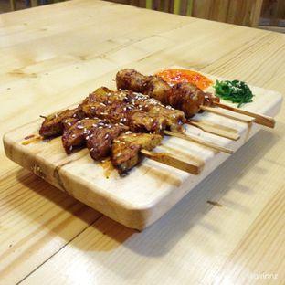 Foto 3 - Makanan(Yakitori Set B) di Shibuya Cafe oleh Airin Sherry