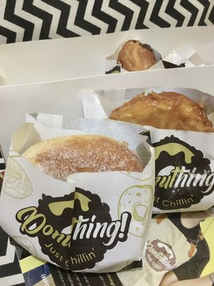 Foto review Donuthing oleh Prido ZH 4