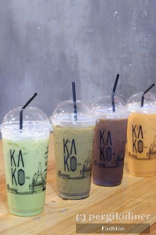 Foto review Kako Tea oleh Muhammad Fadhlan (@jktfoodseeker) 3