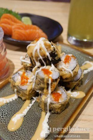 Foto 3 - Makanan(Krakatau Roll) di Sushi Groove oleh Shella Anastasia
