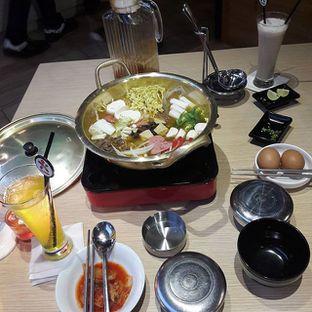 Foto 2 - Makanan di Chagiya Korean Suki & BBQ oleh Apriliyani Dwi putri