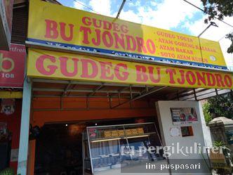 Foto Eksterior di Gudeg Bu Tjondro