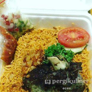 Foto 1 - Makanan(Nasi Kabsah Kambing (take Away)) di Restaurant Ayla & Shisa Cafe oleh @Ecen28
