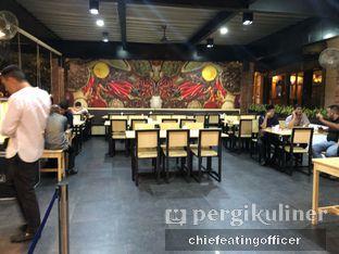 Foto 9 - Interior di Kedai Sutan Mangkuto oleh Cubi