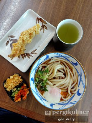 Foto 2 - Makanan di Marugame Udon oleh Genina @geeatdiary