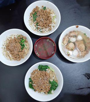 Foto 1 - Makanan di Bakmi Aliang Gg. 14 oleh Ghenia Margareth