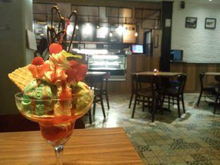Foto 8 - Makanan di Iceberg Pizza & Gelato oleh yudistira ishak abrar
