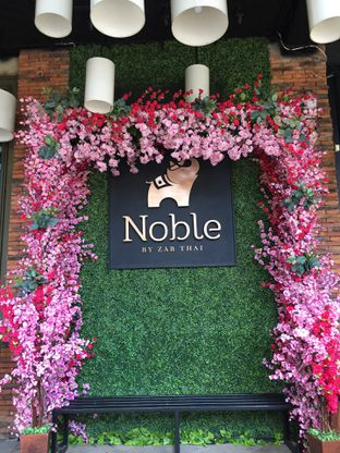 Foto review Noble by Zab Thai oleh @Itsjusterr  5