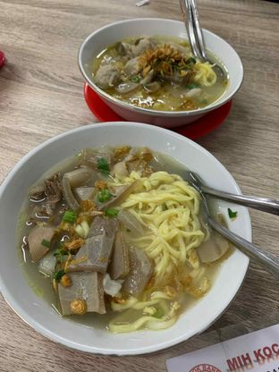 Foto review Mie Kocok Mang Dadeng oleh Ajeng Bungah Reskina 4
