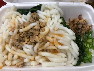 Foto - Makanan di Bakmi Khek Sawah Besar oleh @eatfoodtravel