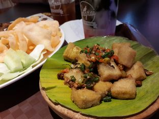 Foto 2 - Makanan di Warung Sangrai oleh @stelmaris