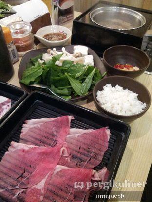 Foto 3 - Makanan di Shaburi Shabu Shabu oleh irma jacob