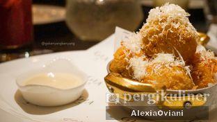 Foto 5 - Makanan(Cacio e Pepe Arancini with Gorgonzola Sauce) di Gia Restaurant & Bar oleh @gakenyangkenyang - AlexiaOviani