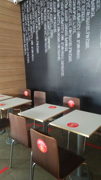 Foto Interior di McDonald's