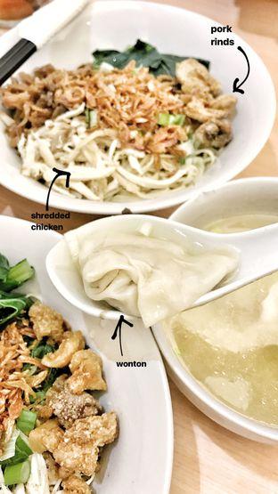 Foto - Makanan di Bakmi Tiong Sim oleh elricacresensia