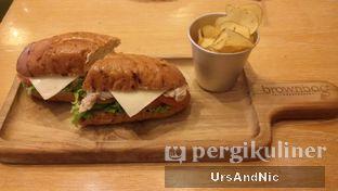 Foto 1 - Makanan(Tuna Swiss Sandwich ) di Brownbag oleh UrsAndNic
