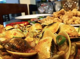 Foto 1 - Makanan di Red Snapper Seafood & Resto oleh Mitha Komala
